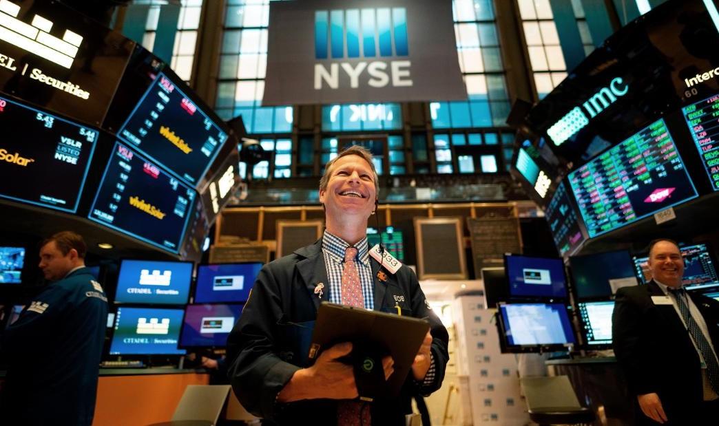 Năm 2019 thăng hoa của chứng khoán Mỹ