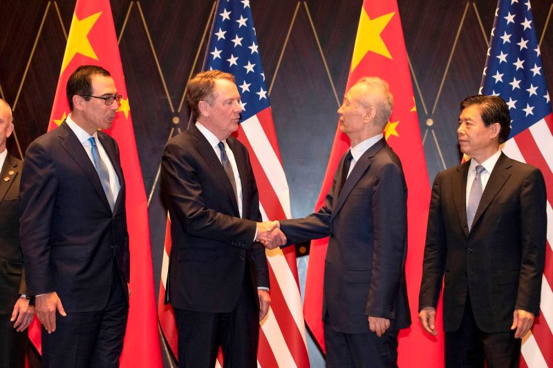 SCMP: Mỹ và Trung Quốc sẽ ký thỏa thuận giai đoạn 1 trong vài ngày tới