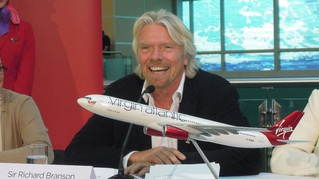 Nhà sáng lậpVirgin Group Richard Branson