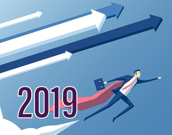 Những cổ phiếu tăng 'bằng lần' năm 2019