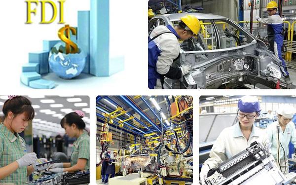 Vốn FDI chảy mạnh, cần bộ lọc mới để tăng hiệu quả