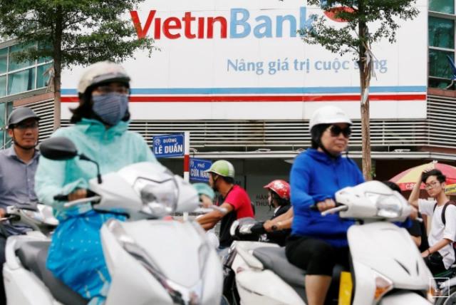 VietinBank là một trong 10 ngân hàng thí điểm triển khai Thông tư 41/2016 nhưng vẫn chưa thể thực hiện do không thể tăng vốn. Ảnh: NĐT