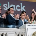 """<p class=""""Normal""""> <strong>5.<span> </span>Slack</strong></p> <p class=""""Normal""""> Ra đời năm 2013, Slack chuyên cung cấp dịch vụ tin nhắn, chủ yếu được dùng trong giới văn phòng để giúp các nhân viên tương tác với các nhóm mà không cần phải dùng cả chuỗi email dài. Tháng 6 năm nay, công ty niêm yết cổ phiếu trên sàn chứng khoán New York (Mỹ). (Ảnh: <em>Bloomberg</em>)</p>"""