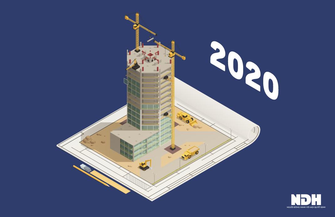 Những đại dự án bất động sản 'chờ' nhà đầu tư trước thềm 2020