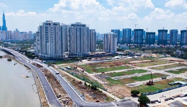 Bộ Xây dựng: 2020 ít có nguy cơ 'bong bóng' bất động sản