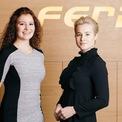 <p> Hai chị em Alexandra và Katharina Andresen mỗi người sở hữu 42,2% cổ phần của công ty đầu tư Ferd có trụ sở tại Na Uy do cha của họ, Johan H. Andresen, sáng lập. Tài sản của mỗi người trong 2 chị em ước tính khoảng 1,4 tỷ USD. (Ảnh: <em>Ferd</em>)</p>