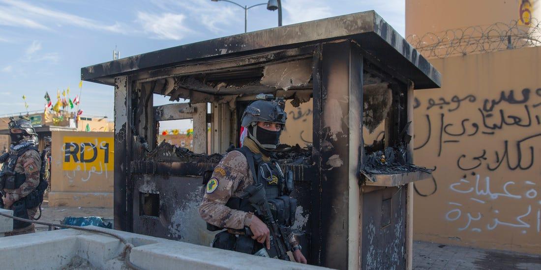 Mỹ kêu gọi công dân 'lập tức rời khỏi Iraq'