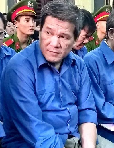 Bị cáo Dương Thanh Cường trong lần ra tòa trước đây. Ảnh: Hải Duyên