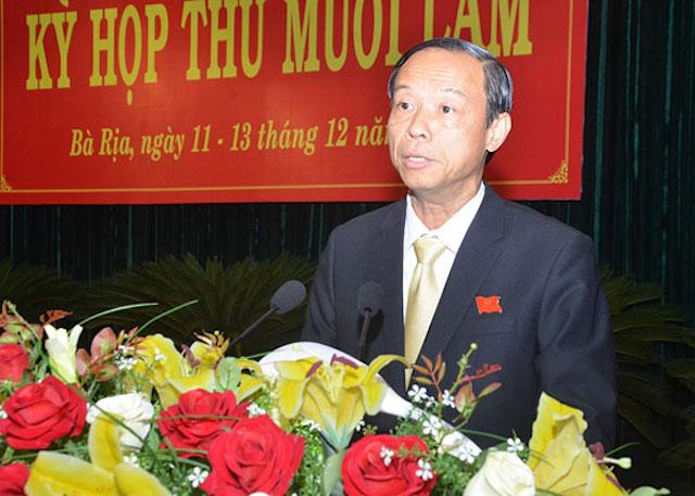 Bổ nhiệm nhân sự Bà Rịa - Vũng Tàu, Ngân hàng Chính sách xã hội và Hội đồng thẩm định quy hoạch tỉnh