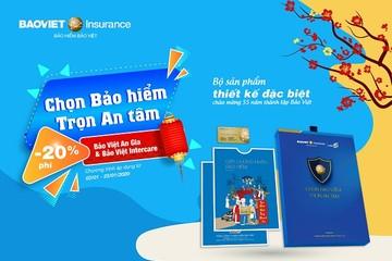 Bảo hiểm Bảo Việt giảm 20% phí cho 2 dòng sản phẩm bảo hiểm sức khỏe