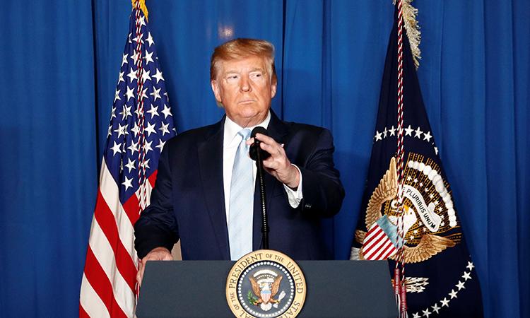 Trump dọa tấn công 52 mục tiêu Iran