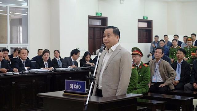 Phan Văn Anh Vũ: 'Sao lãnh đạo thời kỳ trước khen, nay lại mang tôi ra xét xử'
