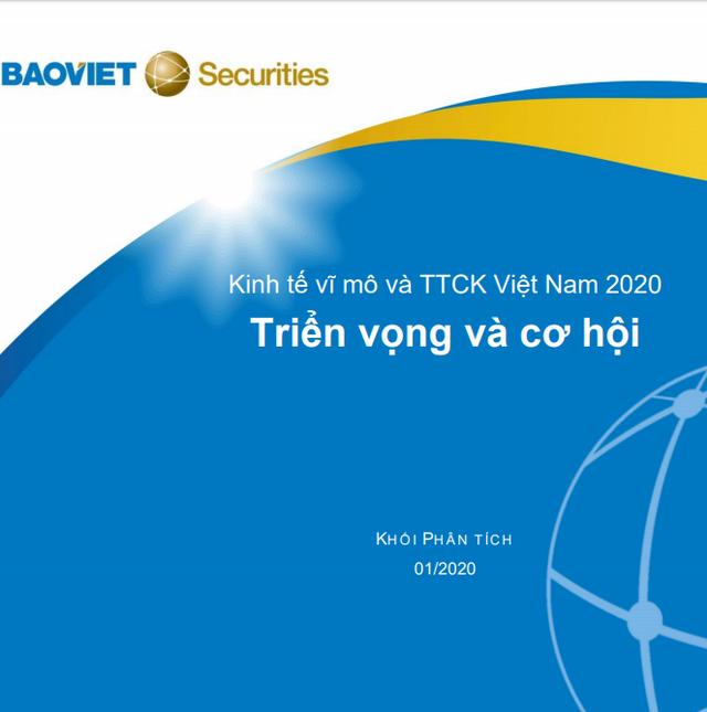 BVSC: Báo cáo chiến lược 2020