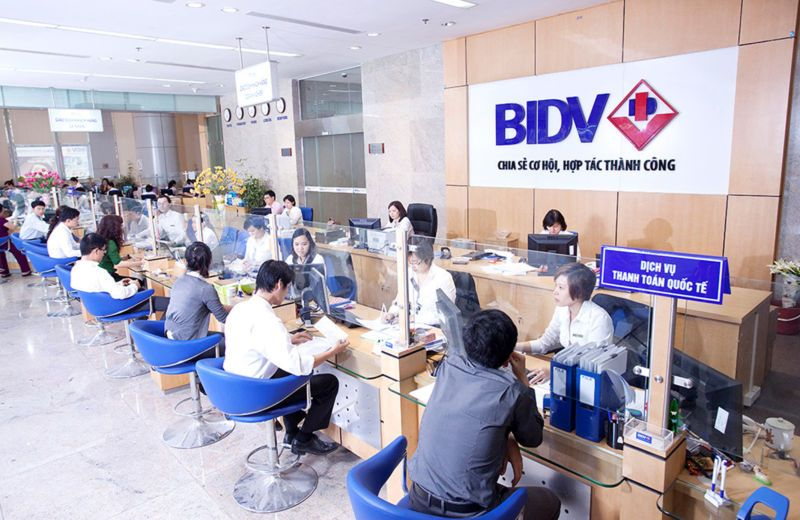 VDSC: BIDV có kế hoạch giảm sở hữu Nhà nước xuống 65%