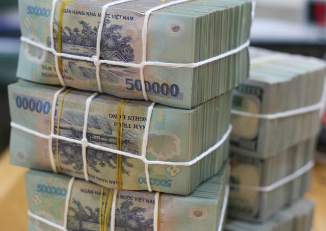 4 ngân hàng quốc doanh đang nhu cầu tăng vốn. Ảnh: L.H