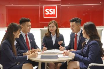 SSI 6 năm liên tiếp dẫn đầu thị phần môi giới sàn HoSE