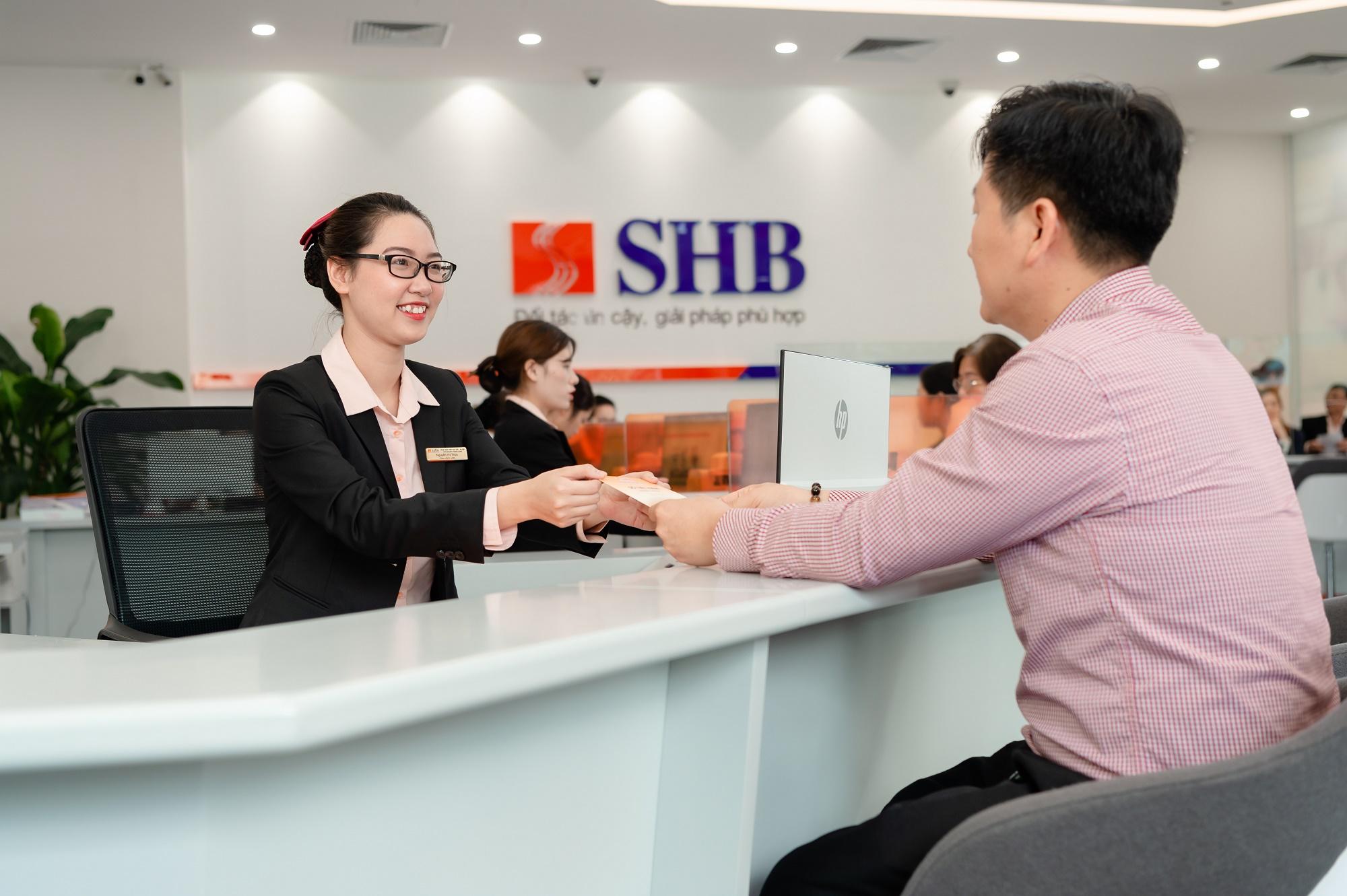 SHB sẽ phát hành 552,2 triệu cổ phiếu