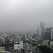 'Vượt mặt' Hà Nội, TP HCM vào top đầu ô nhiễm không khí
