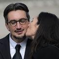 <p> Vợ ông, Paola Rossi, một quan chức của Ủy ban châu Âu. Gia đình này hiện sinh sống tại thủ đô Brussels, Bỉ. Ảnh: <em>Getty.</em></p>
