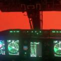<p> Bầu trời đỏ rực vì khói lửa tại Cảng Mallacoota, bang Victoria, Australia nhìn từ buồng lái của chiếc máy bay quân sự C-27J Spartan vào ngày 4/1. Victoria là một trong 2 bang bị ảnh hưởng nặng nề nhất bởi đợt cháy rừng này. Ảnh: <em>Reuters</em>.</p>