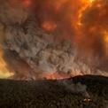 <p> Khói ngùn ngụt bốc lên tại đám cháy ở Bairnsdale, bang Victoria vào ngày 30/12. Ảnh: <em>Reuters</em>.</p>