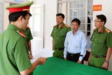 Bắt cựu giám đốc ngân hàng Agribank ở Trà Vinh