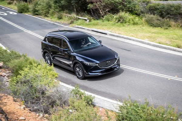 Mazda CX-8 Deluxe: Lựa chọn SUV 7 chỗ dưới 1,1 tỷ đồng