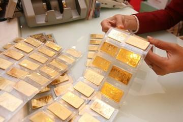 Giá vàng trong nước mất mốc 44 triệu đồng/lượng