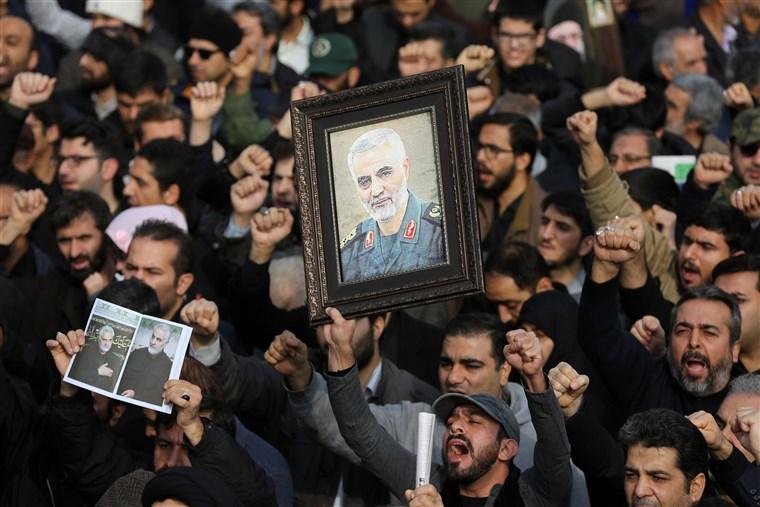 Iran - nỗi bất ổn mới của nhà đầu tư năm 2020