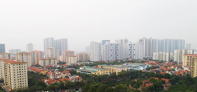 Bất động sản Hà Nội thay đổi thế nào sau 10 năm?