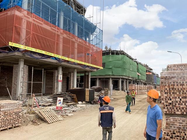 Ghé thăm công trường dự án Hoàng Huy Mall cho thấy tốc độ thi công nhanh và hiệu quả. Dự kiến TCH sẽ bàn giao vượt tiến độ trong năm 2020.