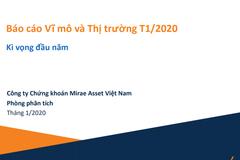 Mirae Asset (Việt Nam): Báo cáo vĩ mô và thị trường tháng 1