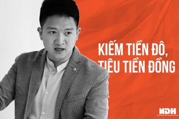 CEO ở Việt Nam điều hành startup tại Mỹ: 'Điểm mạnh của chúng tôi là kiếm tiền đô, tiêu tiền đồng'