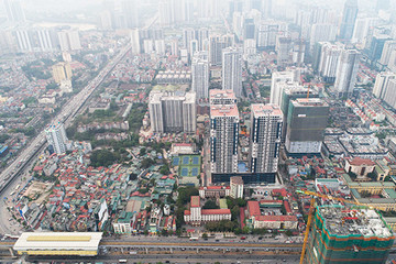 Chung cư Hà Nội phát triển mất cân đối, thị trường không chấp nhận mức giá hiện tại
