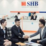 SHB chốt quyền mua cổ phiếu tỷ lệ 4:1 ngày 5/2