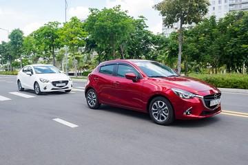 Mazda2: Sắm xe gia đình chơi Tết tầm giá 500 triệu đồng