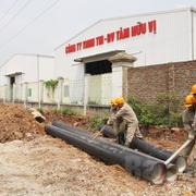 237 nhà đầu tư mua được cổ phần Nước sạch Bắc Giang