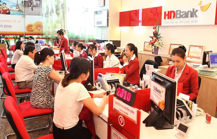 HDBank chốt danh sách cổ đông lấy ý kiến ngày 16/1