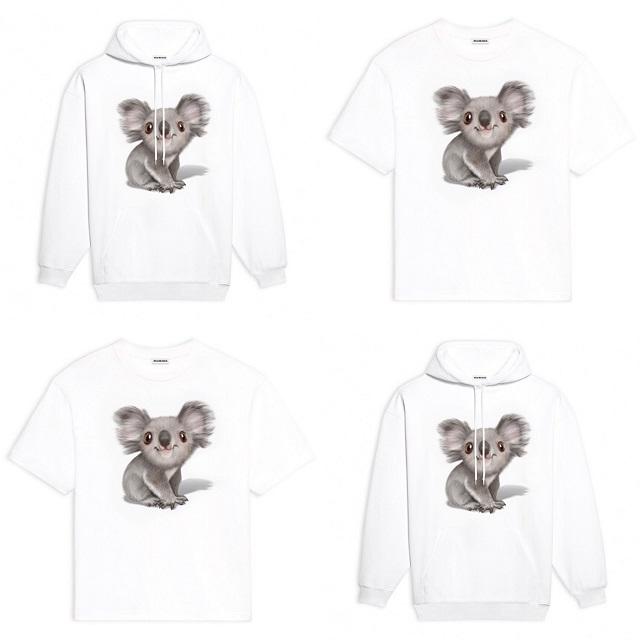 Quyên góp cho thảm họa cháy rừng tại Australia, Balenciaga ra mắt 2 sản phẩm thời trang mới
