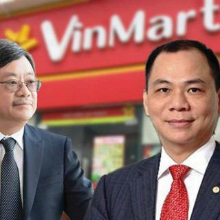 Masan Group sẽ nắm 70% công ty hợp nhất sau thương vụ với Vingroup