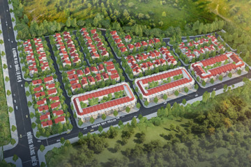 Hodeco được chấp thuận chủ trương xây dựng chung cư Phú Mỹ, vốn đầu tư 500 tỷ đồng