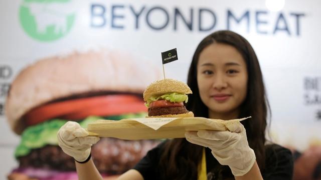 Thị trường thịt chay châu Á-Thái Bình Dương, dự kiến đạt 15,8 tỷ USD vào năm 2020