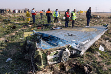 Iran thừa nhận bắn nhầm phi cơ Ukraine