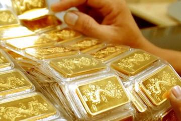 Cuối tuần, giá vàng trong nước tăng theo thế giới