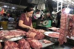 'Đỏ mắt' tìm mua thịt lợn nhập khẩu