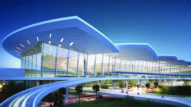 ACV có thể bị truy thu tiền thuê đất vì thu phí vào sân bay