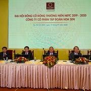 Chủ tịch Lê Phước Vũ 2 tháng mới tới trụ sở Hoa Sen 1 lần