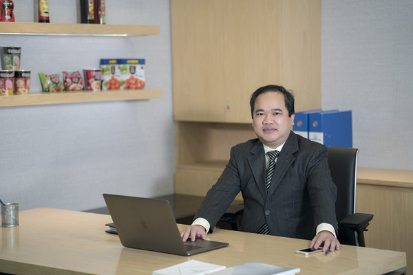 Người Masan Group làm CEO công ty sở hữu chuỗi VinMart, VinMart+