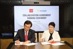 SSIAM và NH-Amundi ký hợp tác phát triển sản phẩm quỹ tới thị trường Hàn Quốc