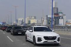 Một số xe VinFast Lux gặp vấn đề trợ lực lái